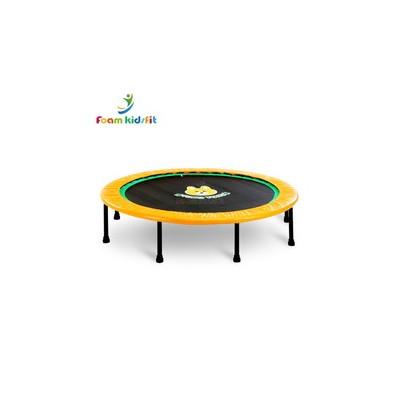 促销现货儿童折叠蹦床健身跳跳床成人蹦床床四折叠弹簧蹦床
