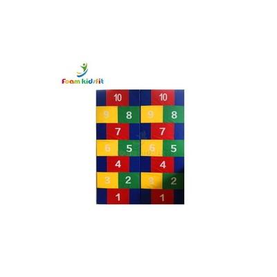 儿童数字地垫软体感统训练运动游戏器材 幼儿早教专用儿童数字垫