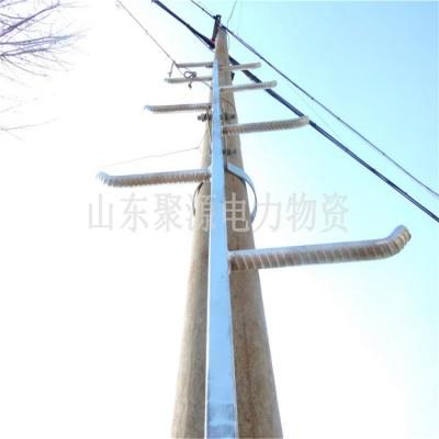 加工定制电杆爬梯定做厂家 热镀锌钢管爬梯
