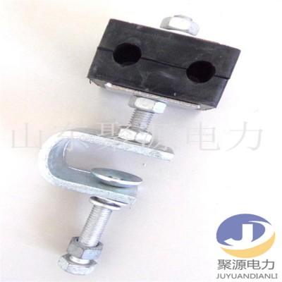 光缆引线夹具ADSS光缆绝缘型引下线夹供应