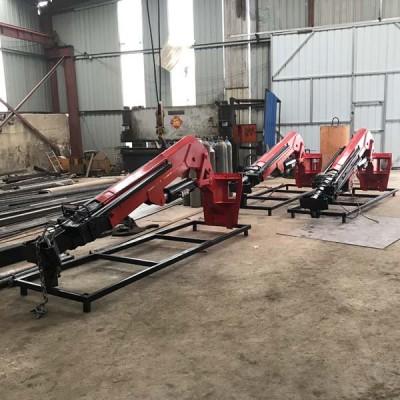 新型3吨5吨叉车带吊车价格及图片