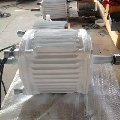稀土永磁交流发电机三相220V定做低速同步发电机组