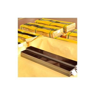 供应发热片,雾花片原材料不锈钢超薄带 0.03mm金属箔带