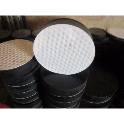 供应厂家路泽钢结构支座直销板式橡胶支座