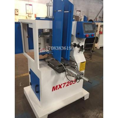 MX7203自动仿形镂铣机 竹木牙刷加工 瓶盖仿形机