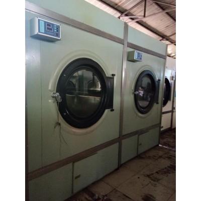 出售二手30公斤水洗机二手消毒毛巾设备