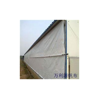 养殖场专用卷帘布定做-猪场卷帘布安装-鸡舍卷帘布批发价格