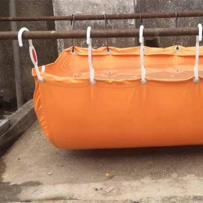 矿用隔爆水袋 煤矿隔爆水槽水袋矿用封闭式防爆水袋 供应定制