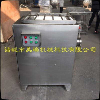 鸡骨架绞肉机,美瑞直销冻肉绞肉机,食品厂专用绞肉机