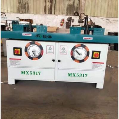 MX5317双轴立铣床 锐洋机械