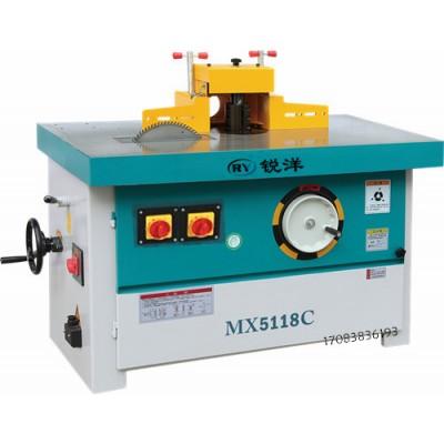 MX5118C锯铣组合机 锯铣一体机 立铣床