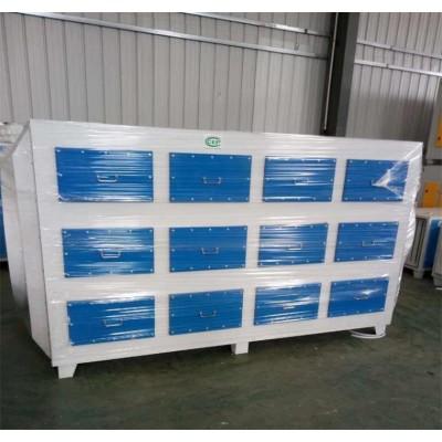 衡水活性炭吸附箱喷漆废气处理生产厂家