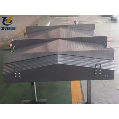 德海机床XK5036数控铣床XYZ三轴钣金防护罩