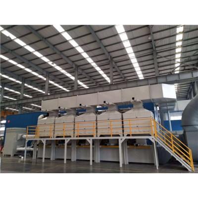 山东催化燃烧设备光氧催化设备废气吸附装置环保设备专业制造商