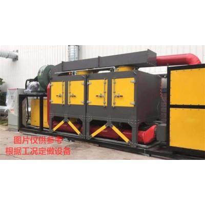 制药废气处理措施及废气处理设备厂家定做