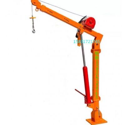 车载小吊机家用农用车吊运机轻型货车小型吊运机