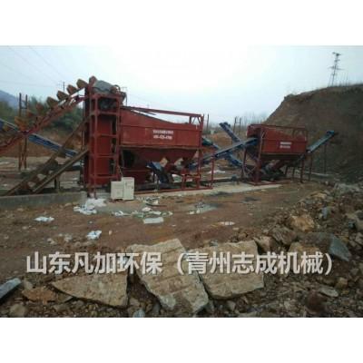 生产鹅卵石制砂机成套设备配置价格表