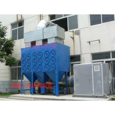 浙江食品车间废气处理设计方案脉冲滤筒除尘器及厂家介绍