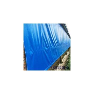 厂家定制猪场防雨卷帘帆布 透光防雨猪圈卷帘 猪舍卷帘布价格