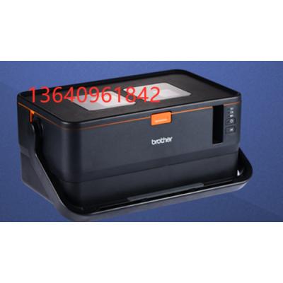 兄弟标签线号打印机PT-E800TK桌面电脑式