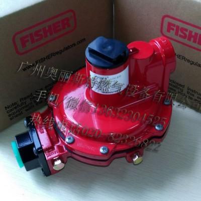 Fisher费希尔R622H-DGJ减压阀R622型调压器
