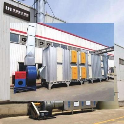靓彩环保工厂直销光氧催化 喷涂废气处理设备 可定制
