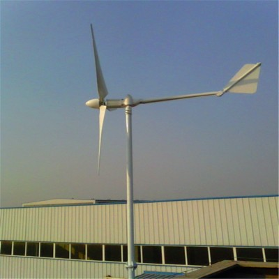 景区山庄景观风力发电机带电器用电小型永磁风力发电机