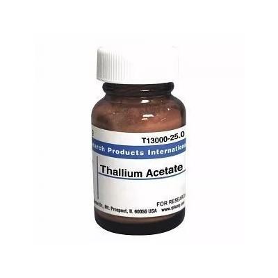 铊盐性状生成,金属铊型号CAS号:7440-28-0