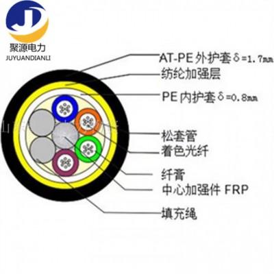 光缆金具厂家直销 ADSS光缆架空自承式光缆