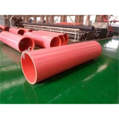 安徽塑料隧道逃生管 聚乙烯安全管道
