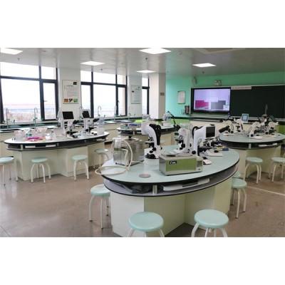 数字化生物实验室解决方案(智慧教室解决方案)