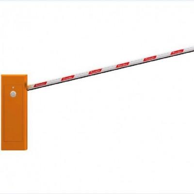 红门直杆道闸厂家 停车场抬杆设备安装