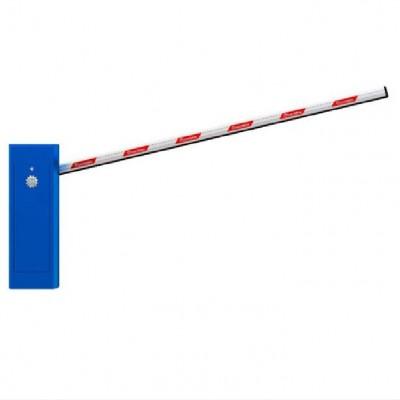 红门直杆道闸厂家 小区停车场管理设备安装