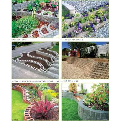 铰接式生态护坡-联锁式生态护坡-连锁式护坡块-护坡砖