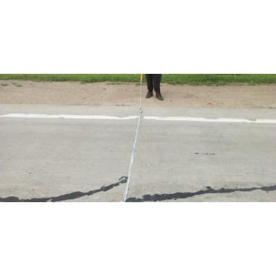 甘肃嘉峪关硅酮灌缝胶路面养护解决裂缝问题一步到位