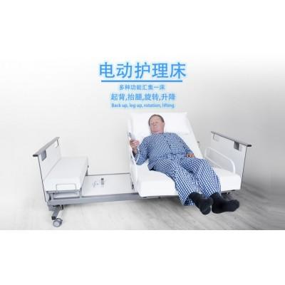 连盈定州自动护理床站在用户的角度来设计