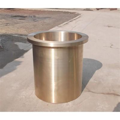 定制生产工程机械掘进机铜套