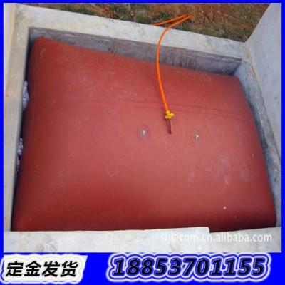 养殖场储气池红泥沼气袋安装注意事项及优点