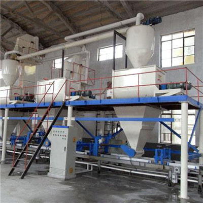 山东大明信誉保证  外墙保温板设备保温板设备生产线厂家直销