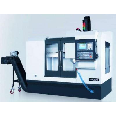 VMC650立式加工中心山东金雕厂家直销精密度高