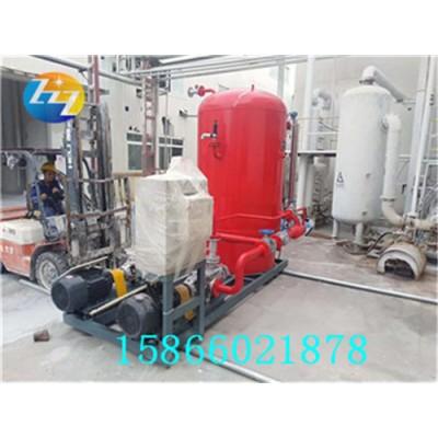 蒸汽冷凝水回收装置的回收方法