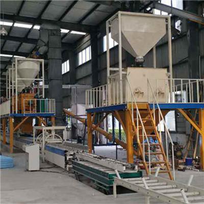 宁津县大明机械保温板设备售后保障  外墙保温板设备原装现货