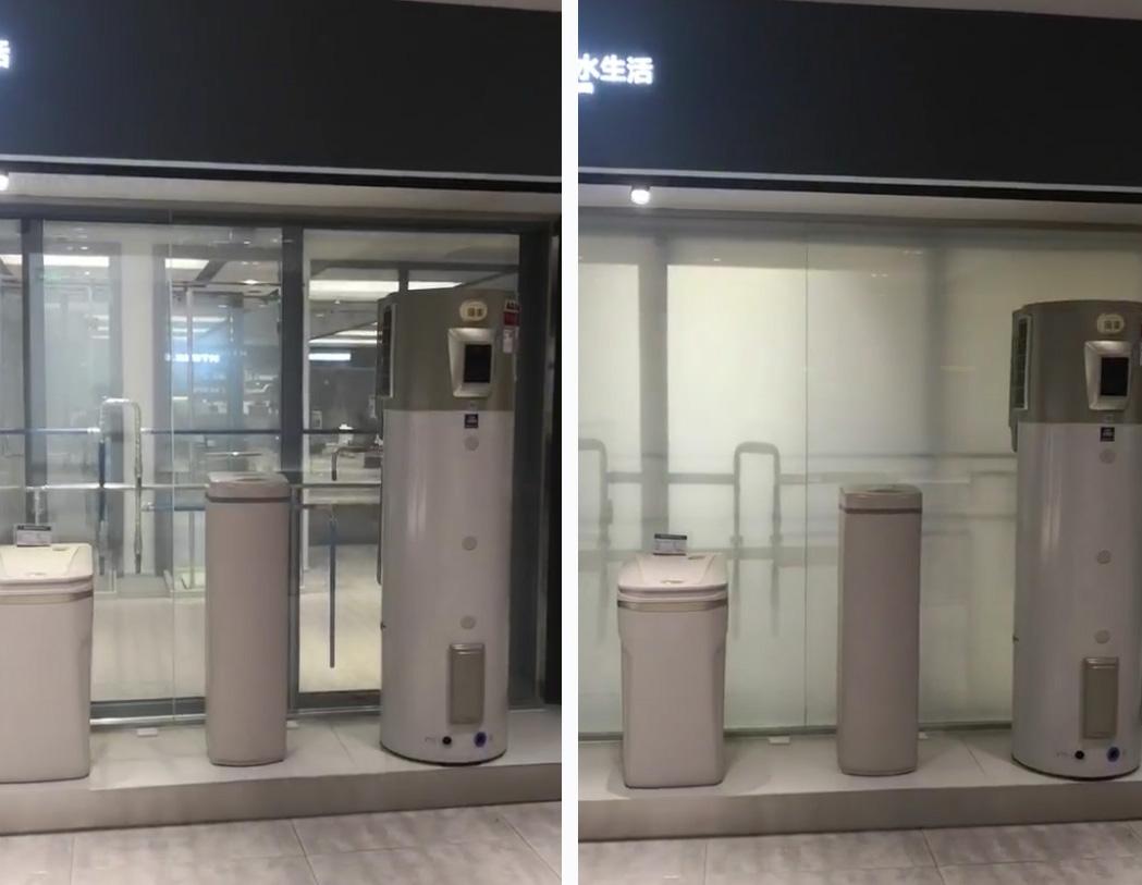 调光玻璃屏蔽门-地铁时代大有可为