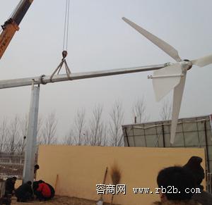 小型风力发电机的原理 小型风力发电机多少钱一台