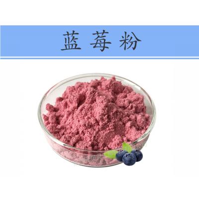 陕西元贝贝生物厂家直供浓缩无添加蓝莓粉