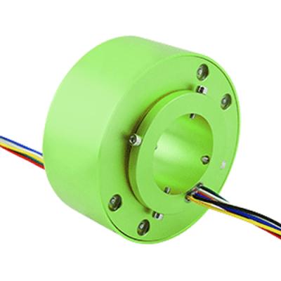 上海联净联净电磁感应加热辊专用导电滑环