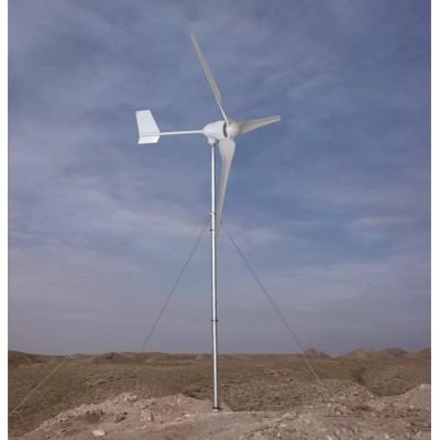新疆地区家庭用风力发电机无电网供电稳定小型风力发电机