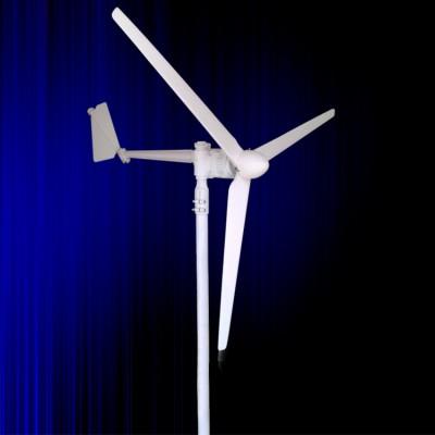 实体风力发电机设备生产厂家农村生活供电小型风力发电机