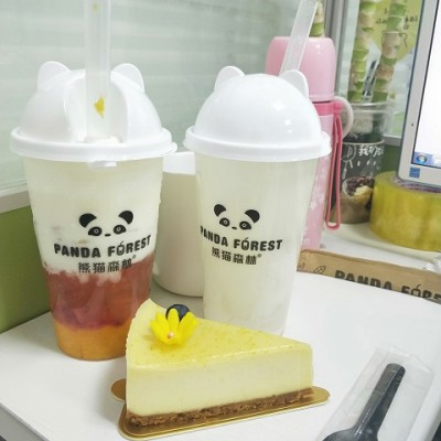 熊猫森林饮品利润空间超大