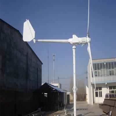 小家电供电用低速永磁发电机全天运行家用风力发电机